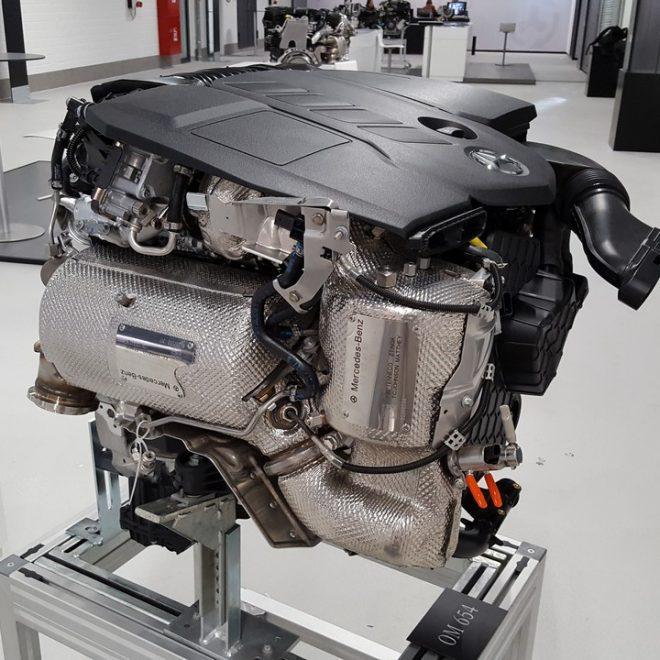 Mercedes OM 654