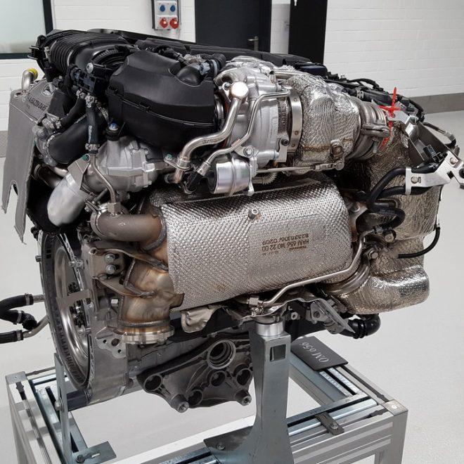 Mercedes OM 656
