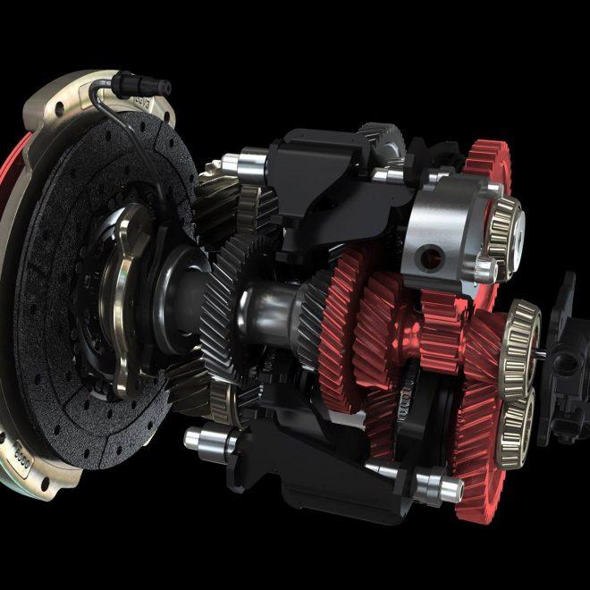 Cambio Alfa Romeo TCT