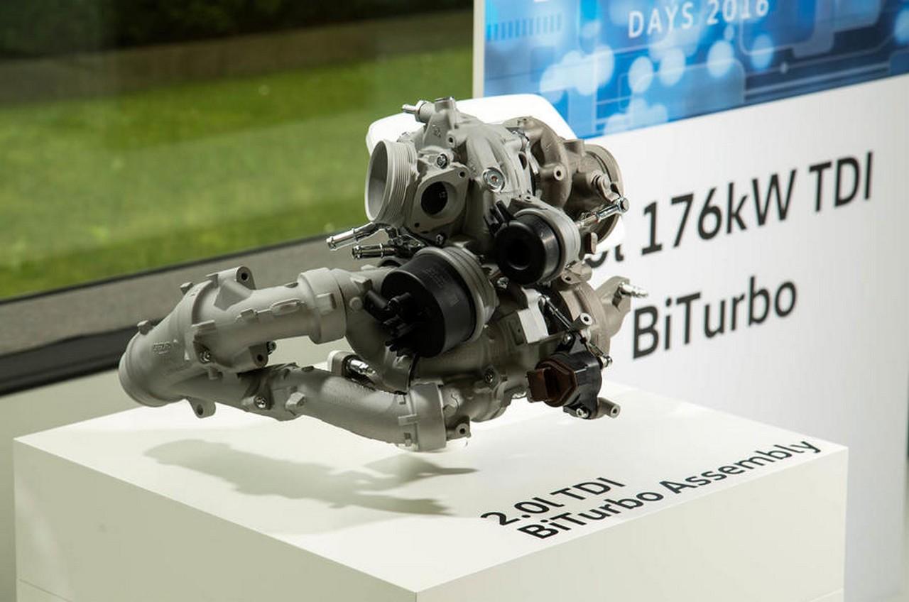 VW 2.0 BiTDI 240