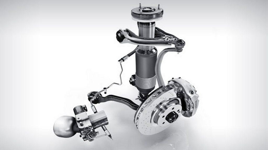 Mercedes Active Body Control