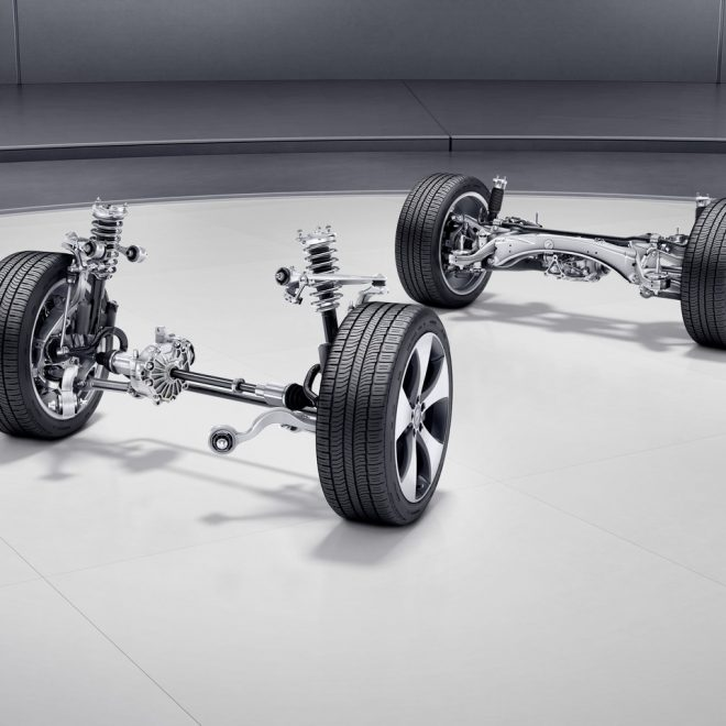 Mercedes Dynamic Body Control