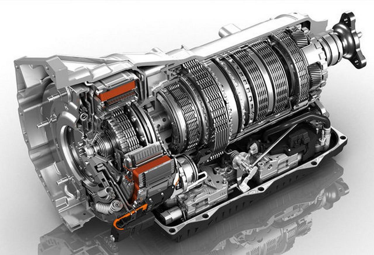 9G-Tronic Hybrid