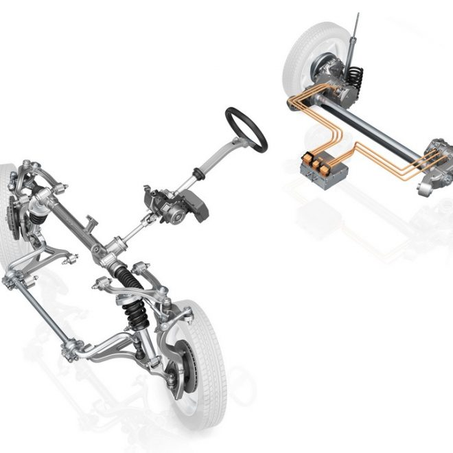 ZF Intelligent Rolling Chassis